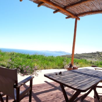 tinos ecolodge terrace big house