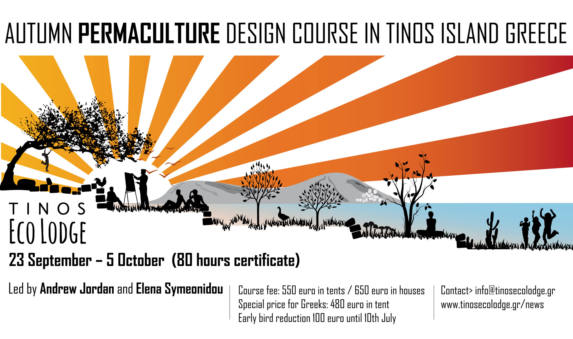 Autumn Pdc 2017 Greece Permaculture Design Course Forum At Permies