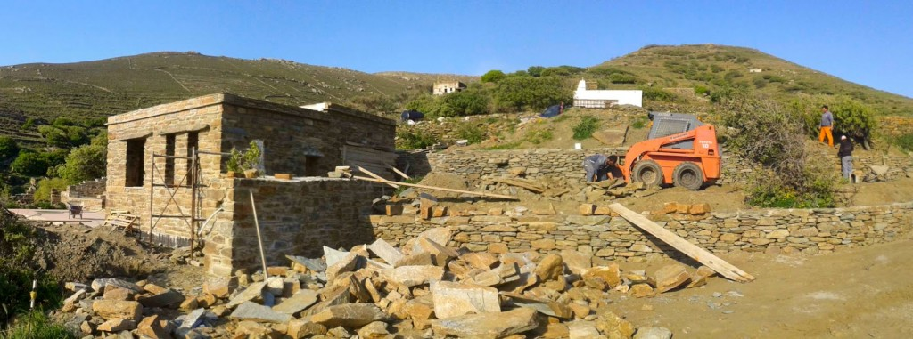 tinos ecolodge constructionspring_11