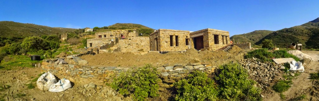 tinos ecolodge constructionspring_12